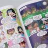 Bíblia Sagrada Infantil | ACF | Letra Média | Capa Dura | Turminha Família Cristã | Cartoons Azul