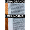 Bíblia Sagrada   Nova Bíblia Viva   Letra Grande   Brochura   Folhagem