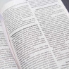 Bíblia Sagrada | RA | Letra Grande | Soft Touch | Rei dos Reis