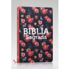 Bíblia Sagrada   NTLH   Letra Grande   Soft Touch   Rosas
