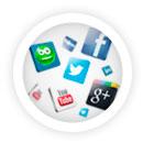 Redes Sociais - Reclame Aqui